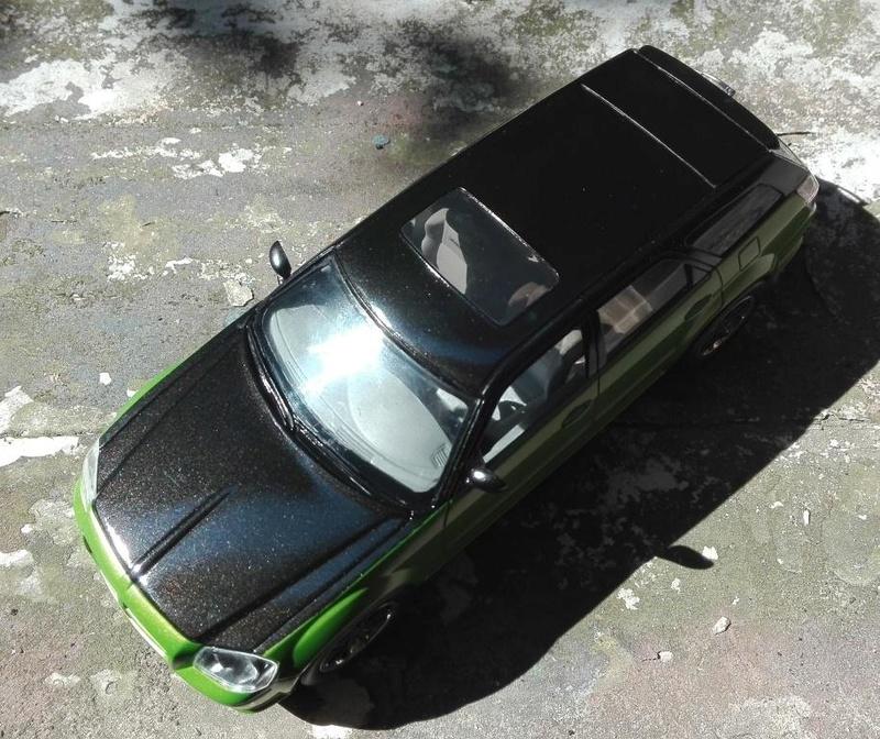 Dodge Magnum SRT8 (Restauration) terminée - Page 2 Magnum76