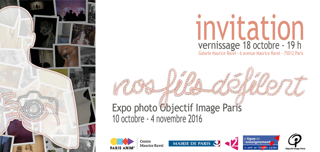 Expo Photo Objectif Image 10 oct - 4 Nov 2016 Invita10