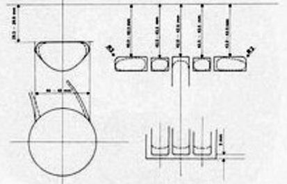 Essai de l 'HUSQVARNA 125 CR/ CROSS 1979 - Page 2 2152_p10