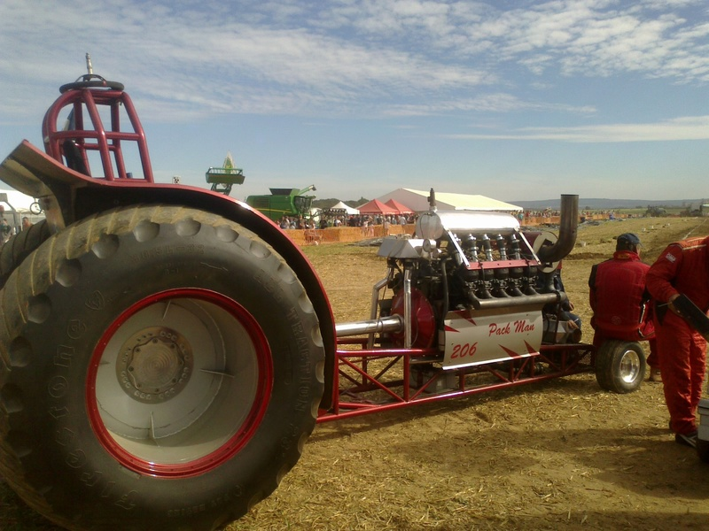 tracteur Pulling  03092034