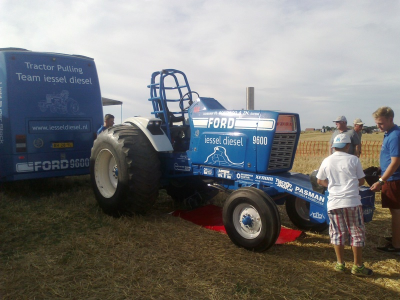 tracteur Pulling  03092036