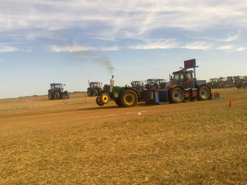 tracteur Pulling  10092015