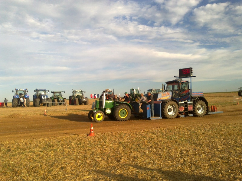 tracteur Pulling  10092016