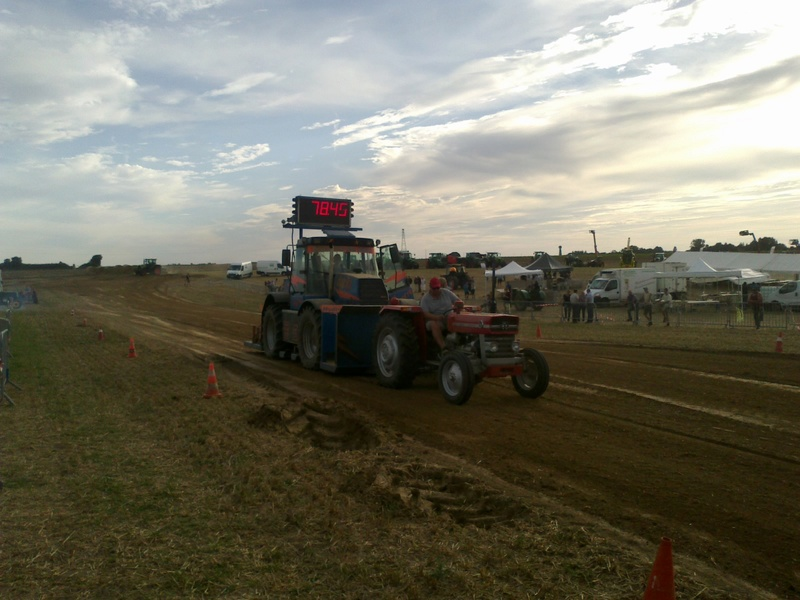 tracteur Pulling  10092017