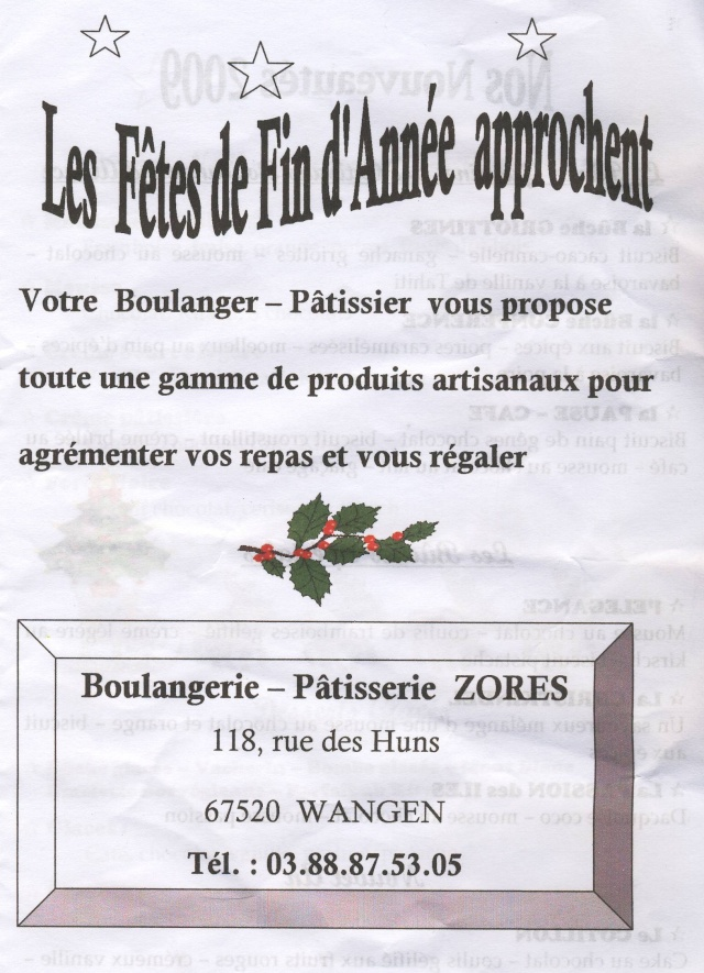 La boulangerie Zores à Wangen Image018