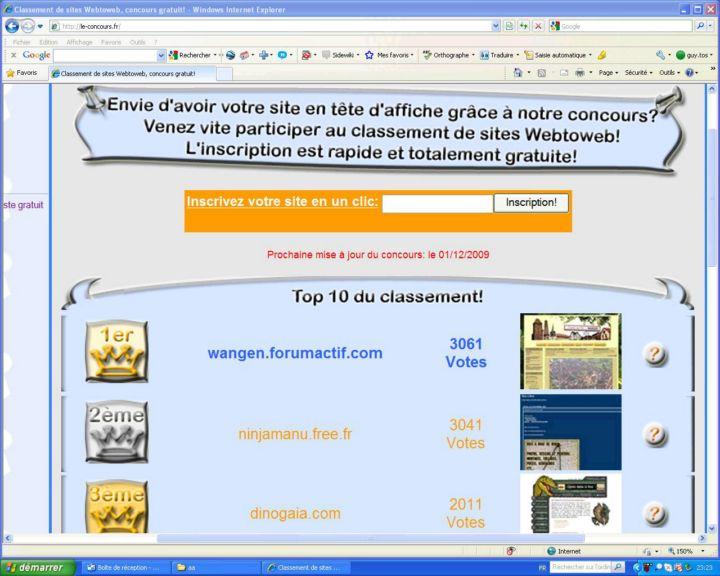 Il était une fois Wangen:1er au classement Webtoweb ! - Page 6 S_dvd_10