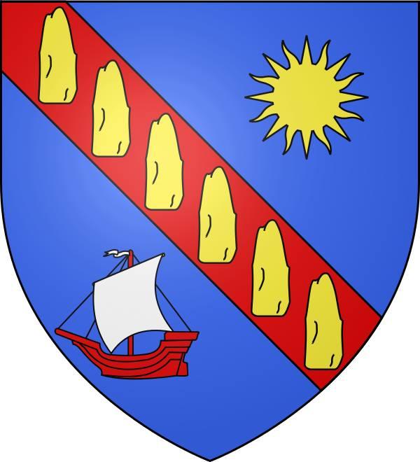 La ville de Carnac 14355010