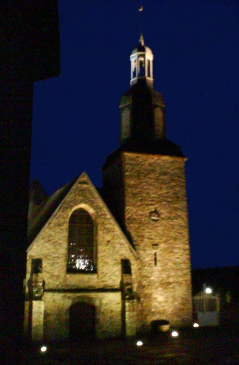 Chateaux de la Bretagne Eglise10