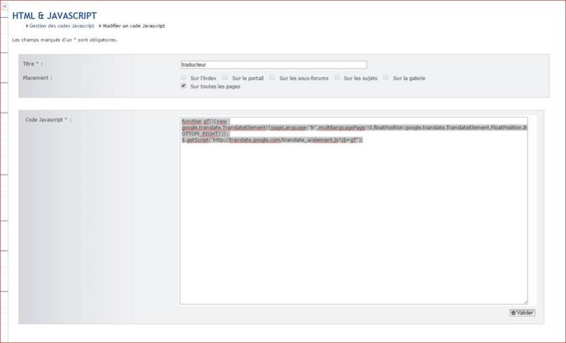 demande pour un Code de traduction I20cim10