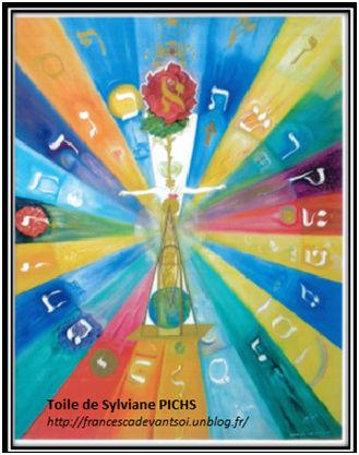 magie - Les 22 lettres hébraïques Lettre10