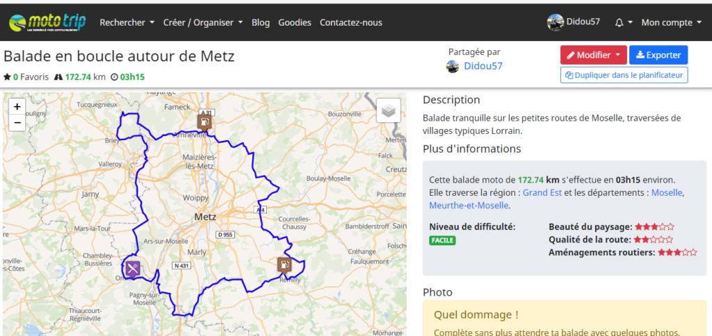 Balade autour de Metz Balade13