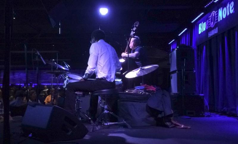 REPORTING LIVE; Corea Trio Blue Note Hawaii Blue_n10