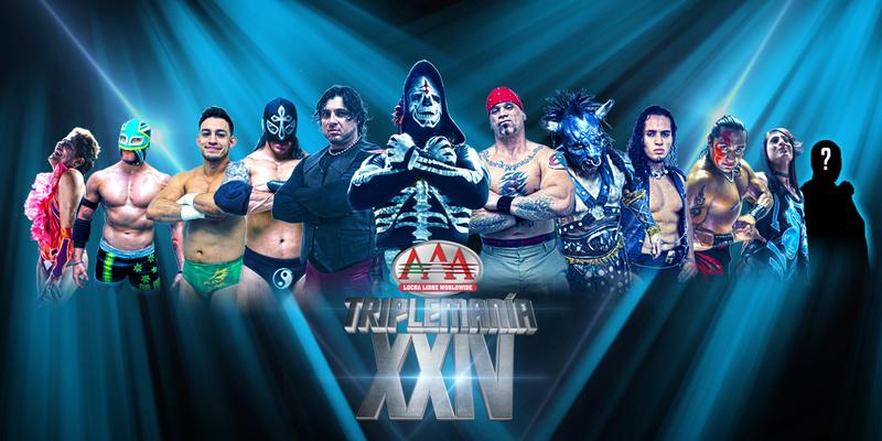AAA Triplemania XXIV ( Les Résultats) Banner11