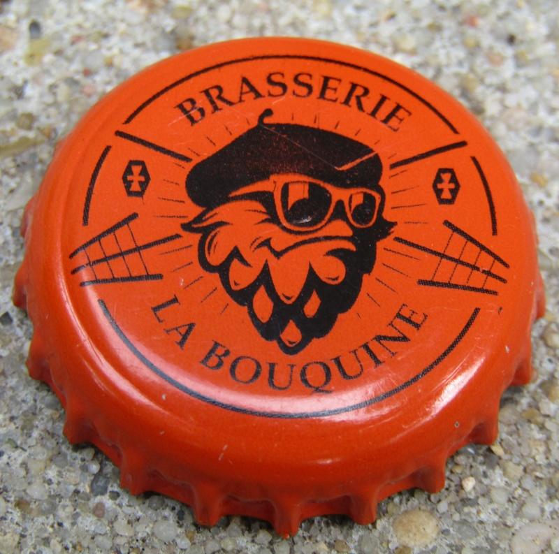 Plus belle capsule de bière française 2016 Bouqui10