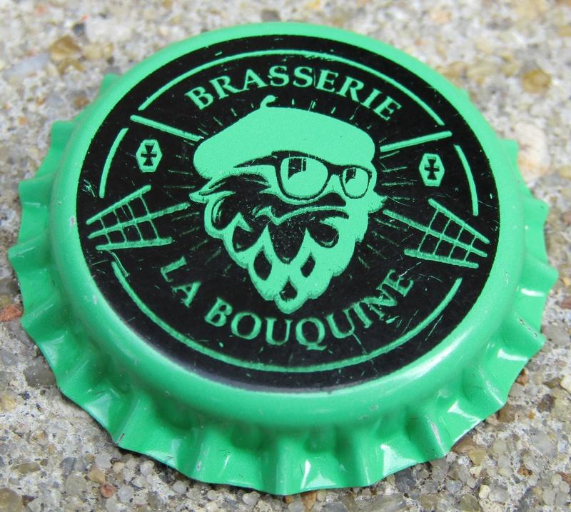 Plus belle capsule de bière française 2016 Bouqui11