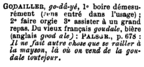 Adieu Brasseurs de Gayant - Bonjour Brasserie Goudale Goudal10