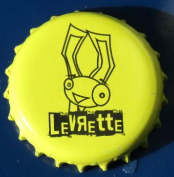 Plus belle capsule de bière française 2016 Levret12