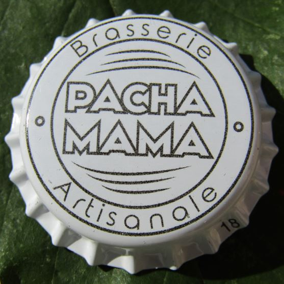 Plus belle capsule de bière française 2016 Pacham10
