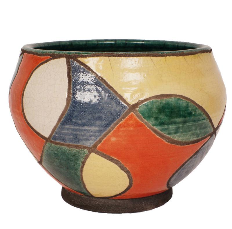 Help to ID Studio Pottery - Possibly Aldo Londi ? Italia10