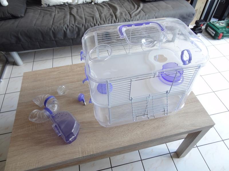 Vente : Cage hamster Rody 5 euros Dsc07812