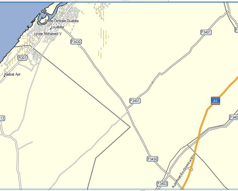 [Carburant, Routes, Police] Autoroute Mohammedia SAFI A1_3_o10