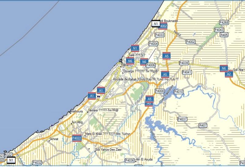 [Carburant, Routes, Police]  Rabat contournement   - Page 2 Contou10