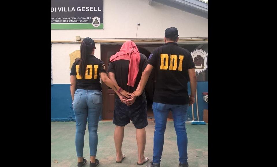 Villa Gesell: Detienen a un sujeto acusado de abusar de su sobrina 00143