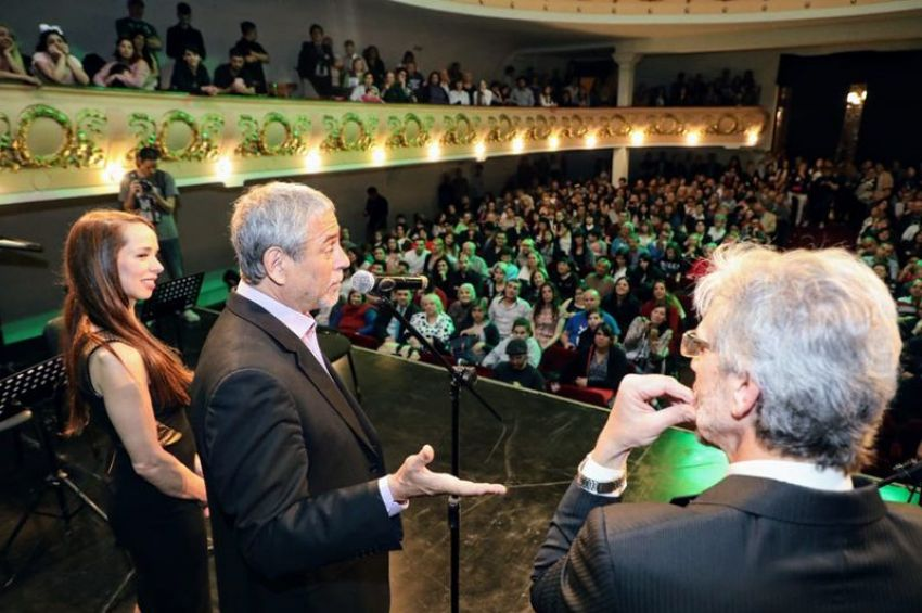 El Instituto Municipal de Música de Avellaneda celebró sus 70 años 00175