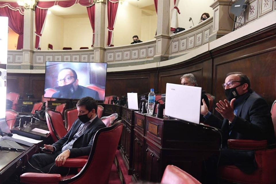 La Legislatura bonaerense sancionó la ley que declara de interés provincial la donación de plasma 00314