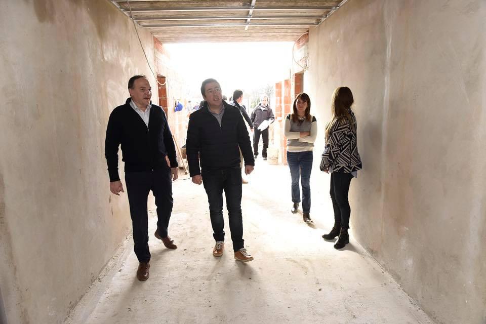 Malvinas Argentinas: nuevo centro de atención primaria de Tierras Altas. 26432_11