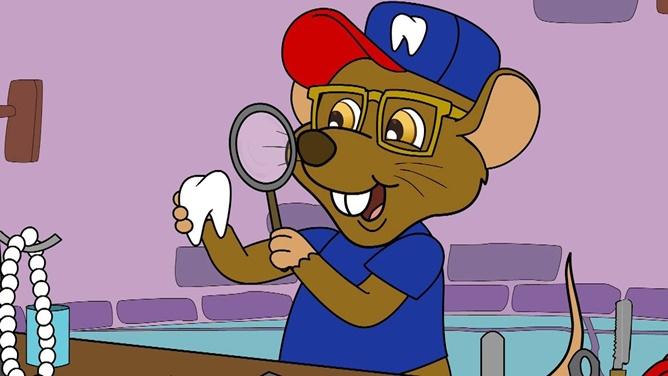 El Ratón Pérez fue excluido de la cuarentena 55910