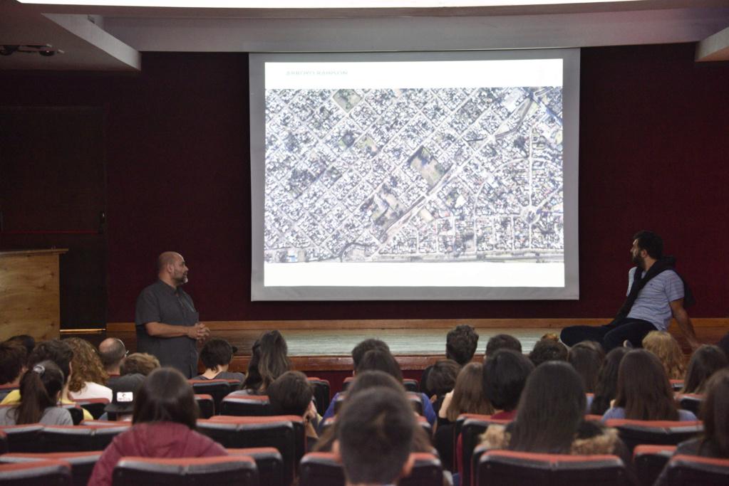 Malvinas Argentinas: Consultorios Barriales de arquitectura. _car1711