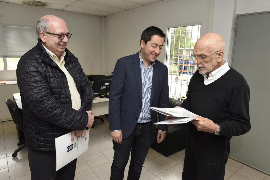 Malvinas Argentinas: Esperaron 22 años para que los habiliten. _dsc3011