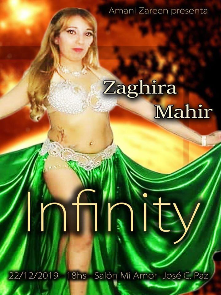 """Paso a paso, día a día, llega """"Infinity"""". Aviso162"""