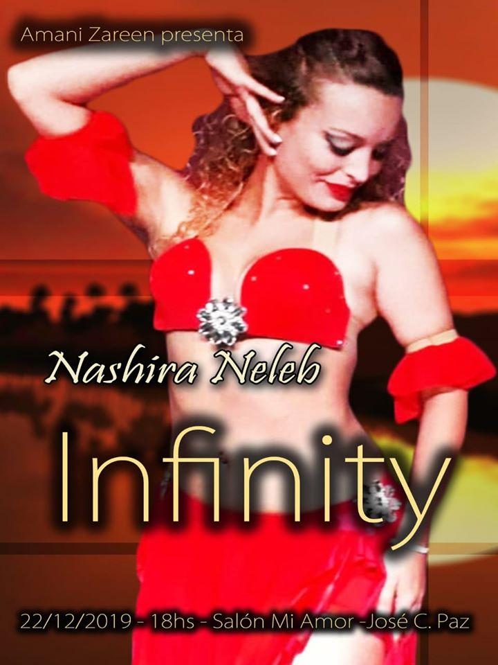 """Paso a paso, día a día, llega """"Infinity"""". Aviso163"""
