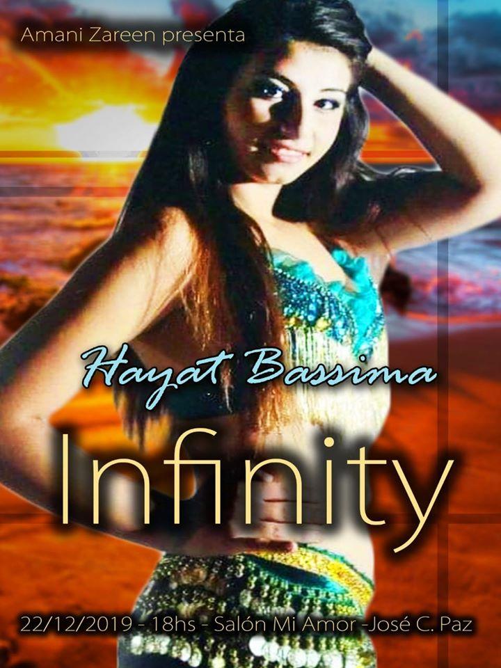 """Paso a paso, día a día, llega """"Infinity"""". Aviso164"""