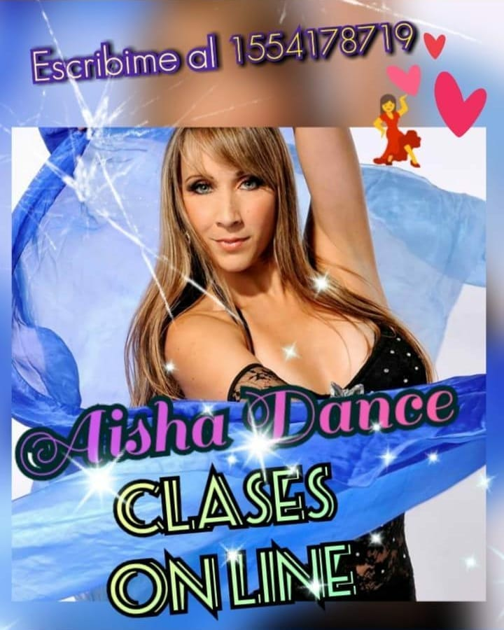 Escuela de danzas árabes Aisha Dance. Aviso210