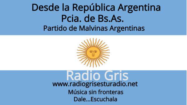 Segui a Radio Gris, tu mejor elección... todos los días con vos. Aviso225