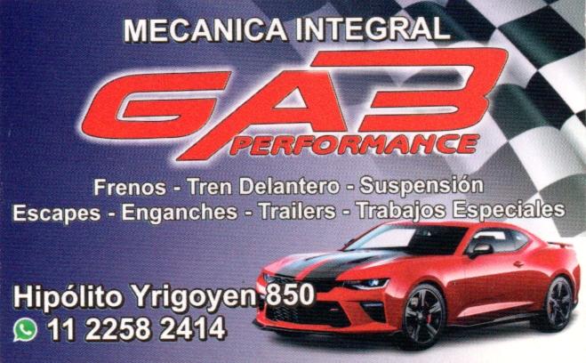 Mecánica integral GAB. Idoneidad, calidad y precio. Aviso242