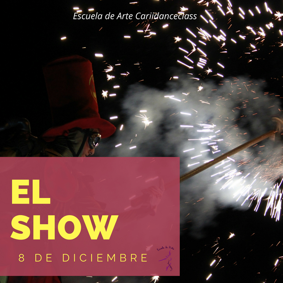 """2018 - En el 2018... llega """"El Show""""... te lo vas a perder?... Aviso_34"""