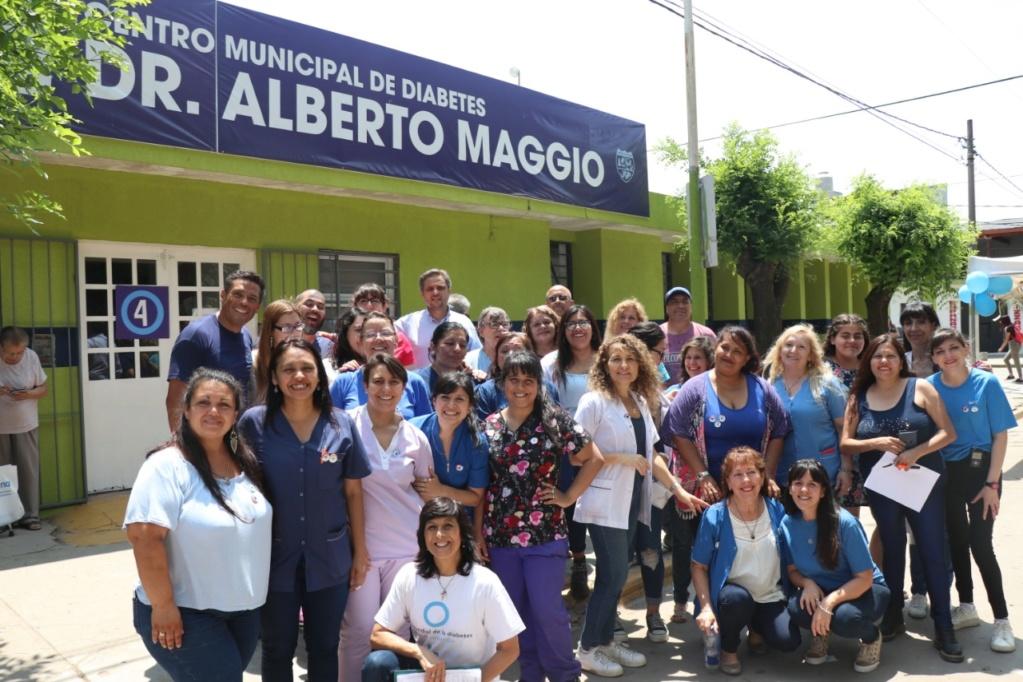 Malvinas Argentinas: Día Mundial de la Diabetes. Dzya_m10