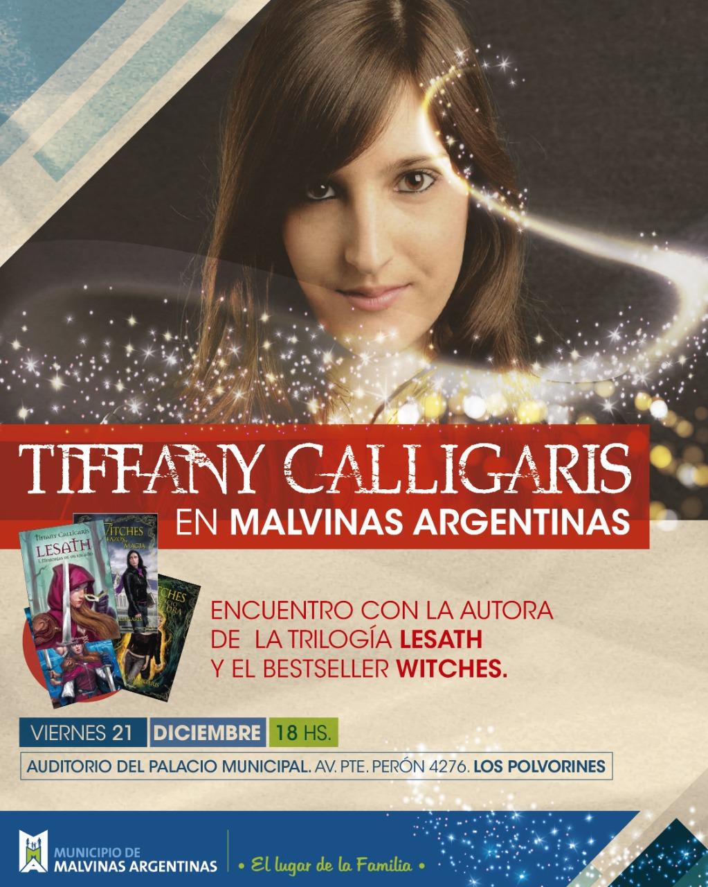 Tiffany Calligaris en Malvinas Argentinas Img-2014