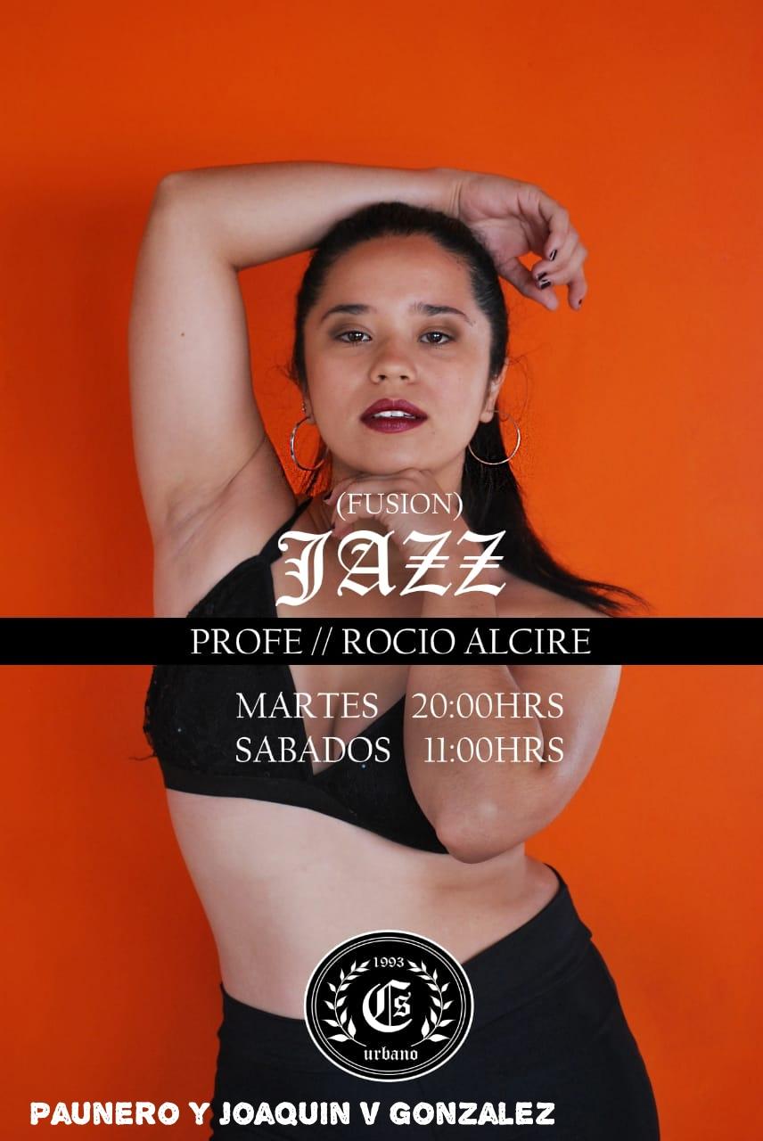 Rocío Alcire es CS Urbano Jazz_r13
