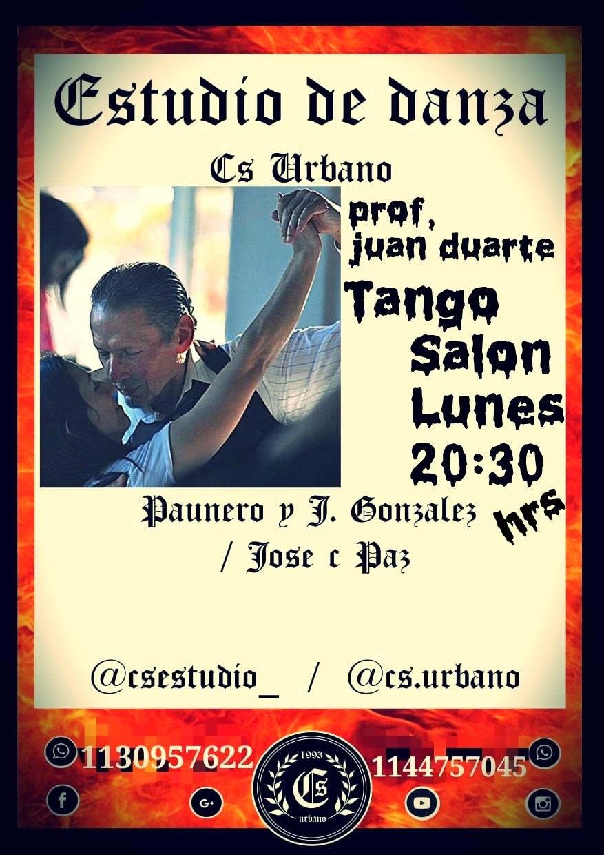 """En """"CS Urbano"""", el tango también es una realidad. Tango_11"""