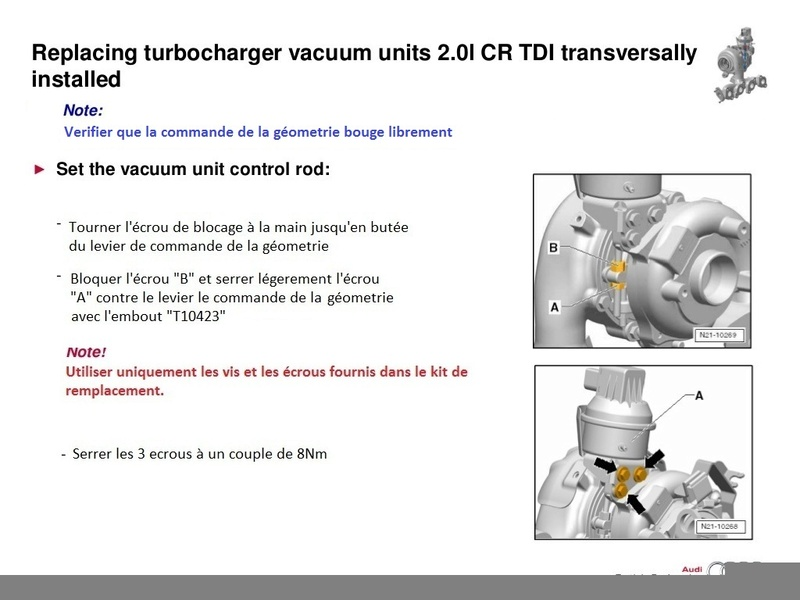 [TUTO] CHANGEMENT CAPSULE TURBO 711