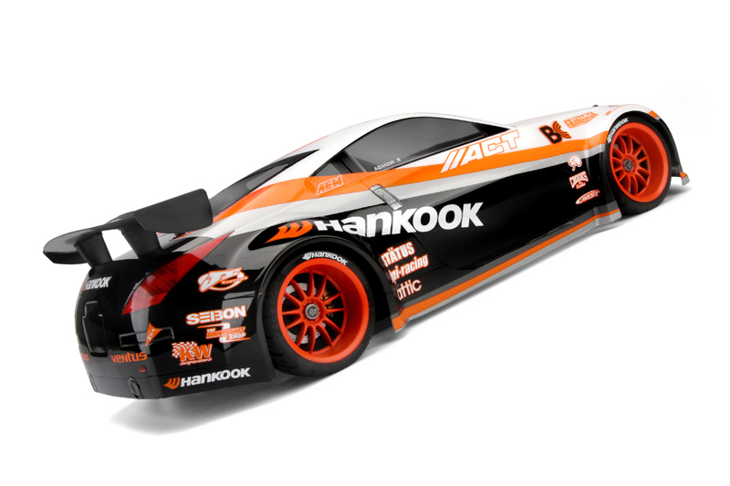 Drift It Up With HPI's Hankook 350z 589710