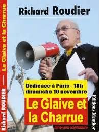 """Richard Roudier : """"Le Glaive et la Charrue"""". Th12"""