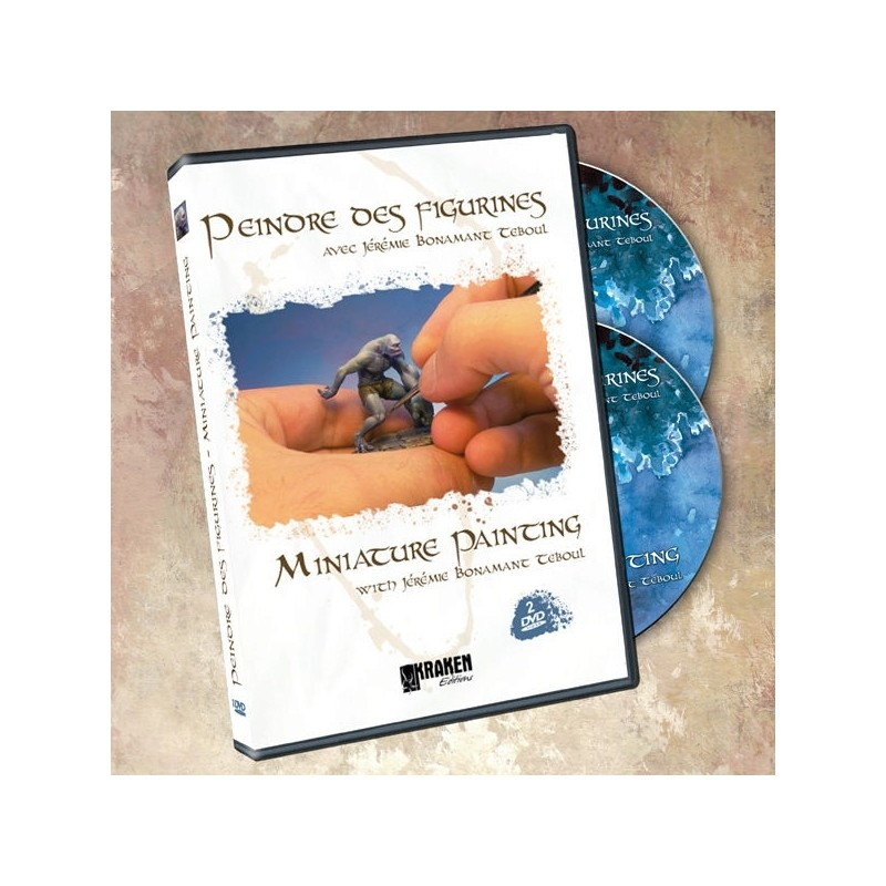 Figurines Alpine Dvd-pe10