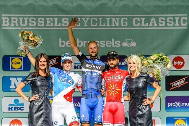 BRUSSELS CYCLING CLASSIC  --B--  03.09.2016 B10