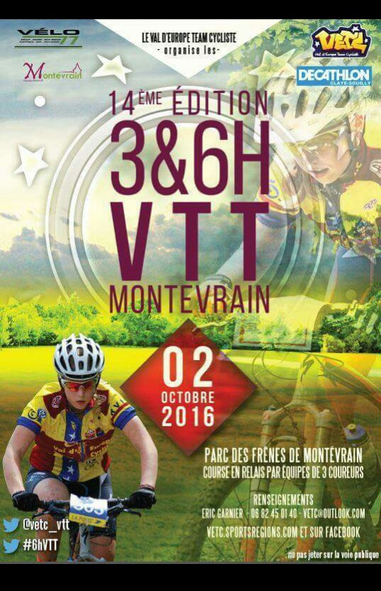 3h et 6h vtt de Montévrain (77), le 2 octobre 2016 14089210